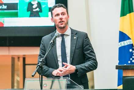 Entrevista Fernando Krelling (MDB) Deputado Estadual