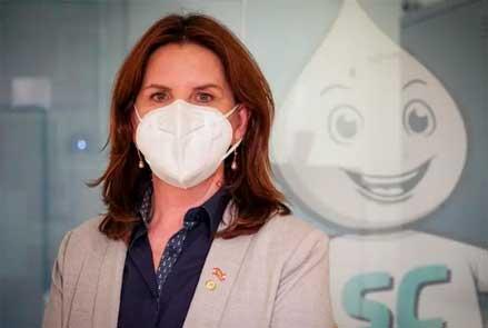 Entrevista Carmen Zanotto Secretária da Saúde
