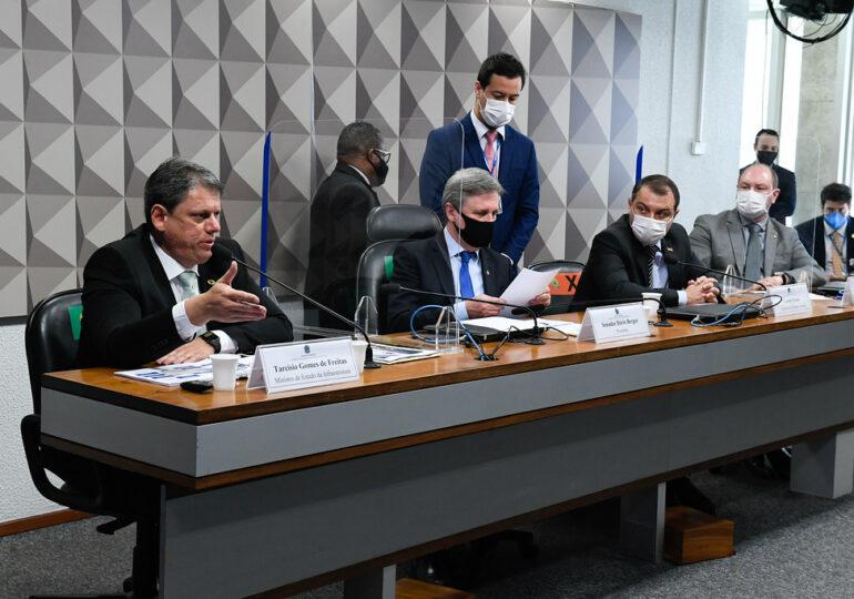 Acordo garante continuidade das obras nas BRs em SC