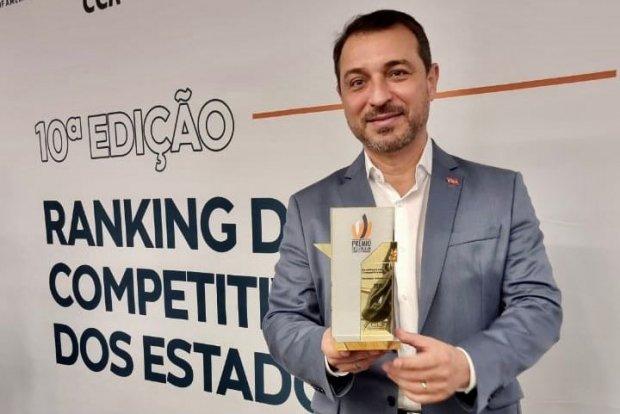 SC é destaque em prêmio nacional de competitividade