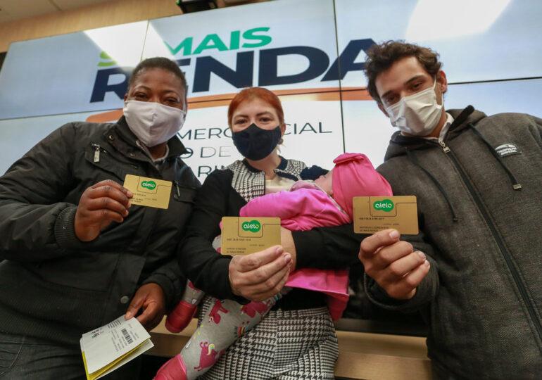 Quase 4 mil famílias não retiraram cartões do SC Mais Renda