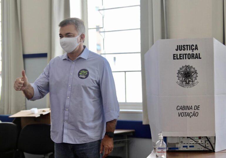 Como nasce o novo partido União Brasil em SC