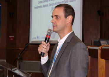 Cleicio Martins administra orçamento bilionário da Celesc